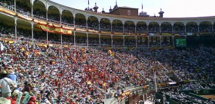 Tribunas, gradas y palcos en EspañaTribunes, grades i llotges a EspanyaGrandstands, bleachers and boxes in Spain