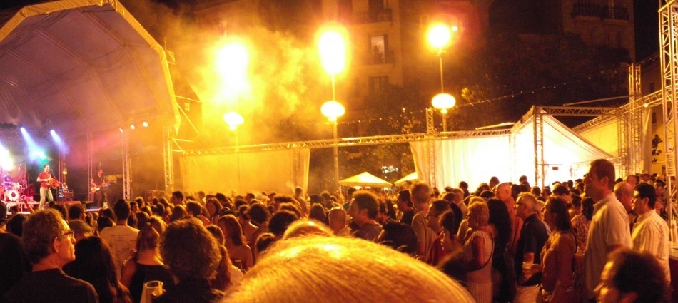 Festa Mayor de GràciaFesta Major de GràciaGràcia town Calebrations